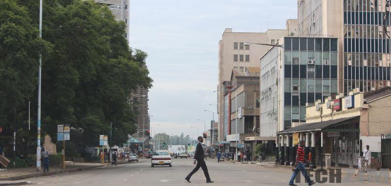 Harare CBD