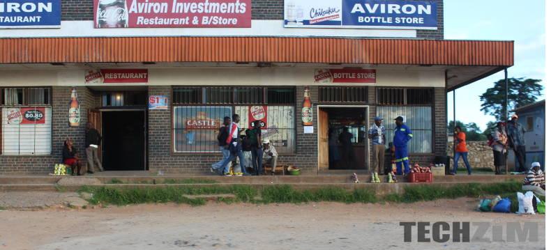 Rural shops