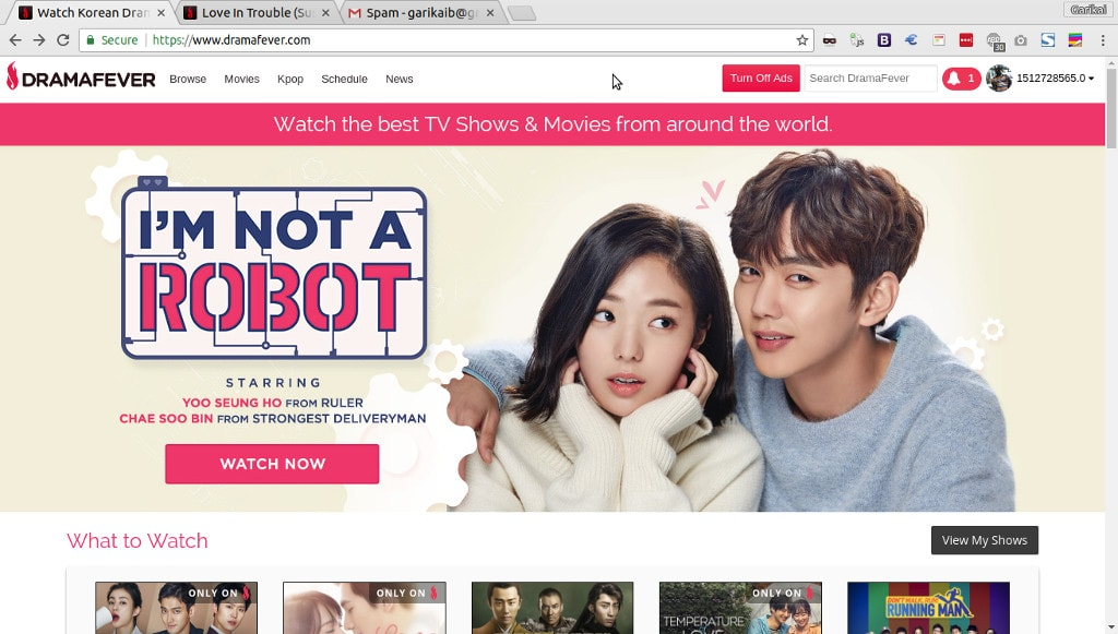 How to legally enjoy free Korean Drama series, movies and more - Techzim