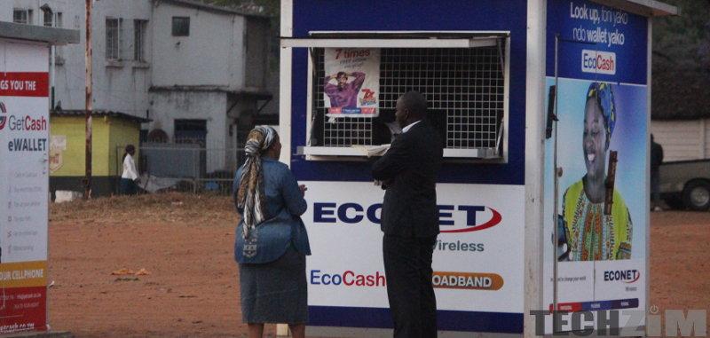 EcoCash Kiosk