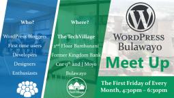 Bulawayo WordPress Monthly Meetup