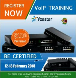 VoIP Training February