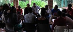 Harare Facebook Developer Circle Members Discussing