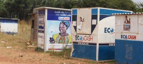 EcoCash Kiosks