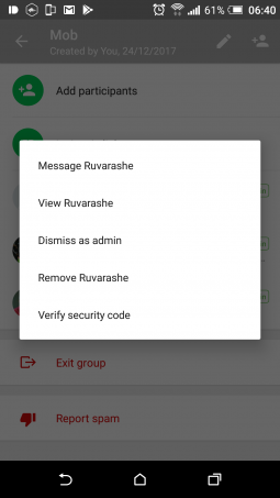 how to add someone to whatsapp group without being admin