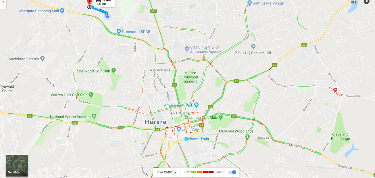Its Now Possible To Avoid Traffic Jams As Google Maps Now Shows Real Does Google Maps Show Traffic on