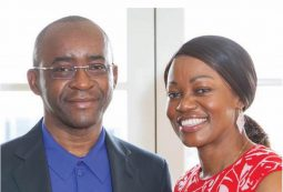 Strive and Tsitsi Masiyiwa
