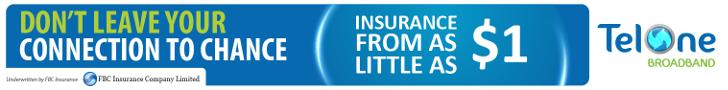 TelOne Modem Fibre Insurance