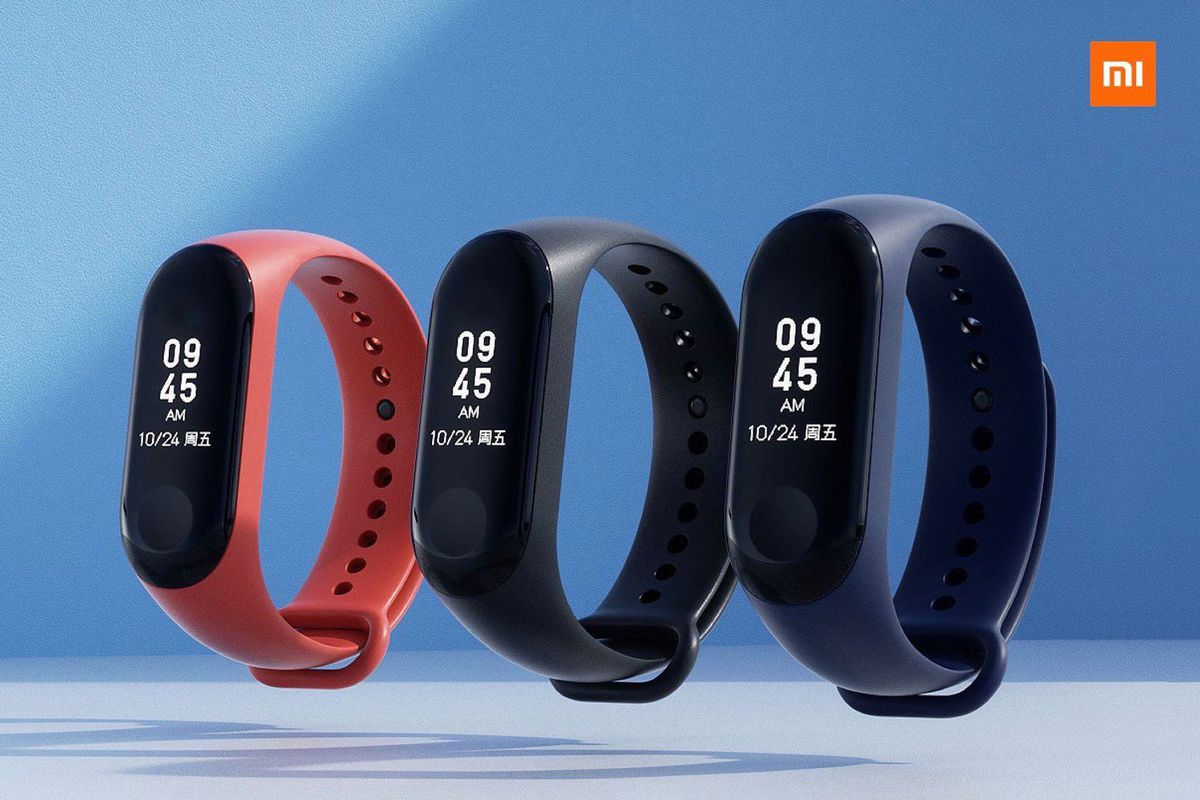 Keep Track Of Your Stress Levels With The Xiaomi Mi Band2