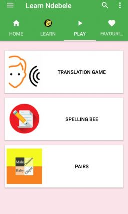 You can easily learn to speak and write in ndebele with this new app other features m4hsunfo
