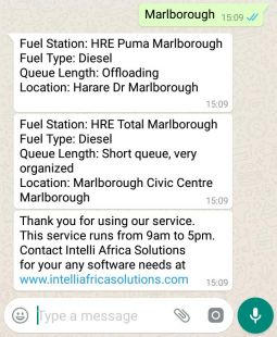 Here Is A WhatsApp Bot That Helps To Know Which Nearest Fuel Station