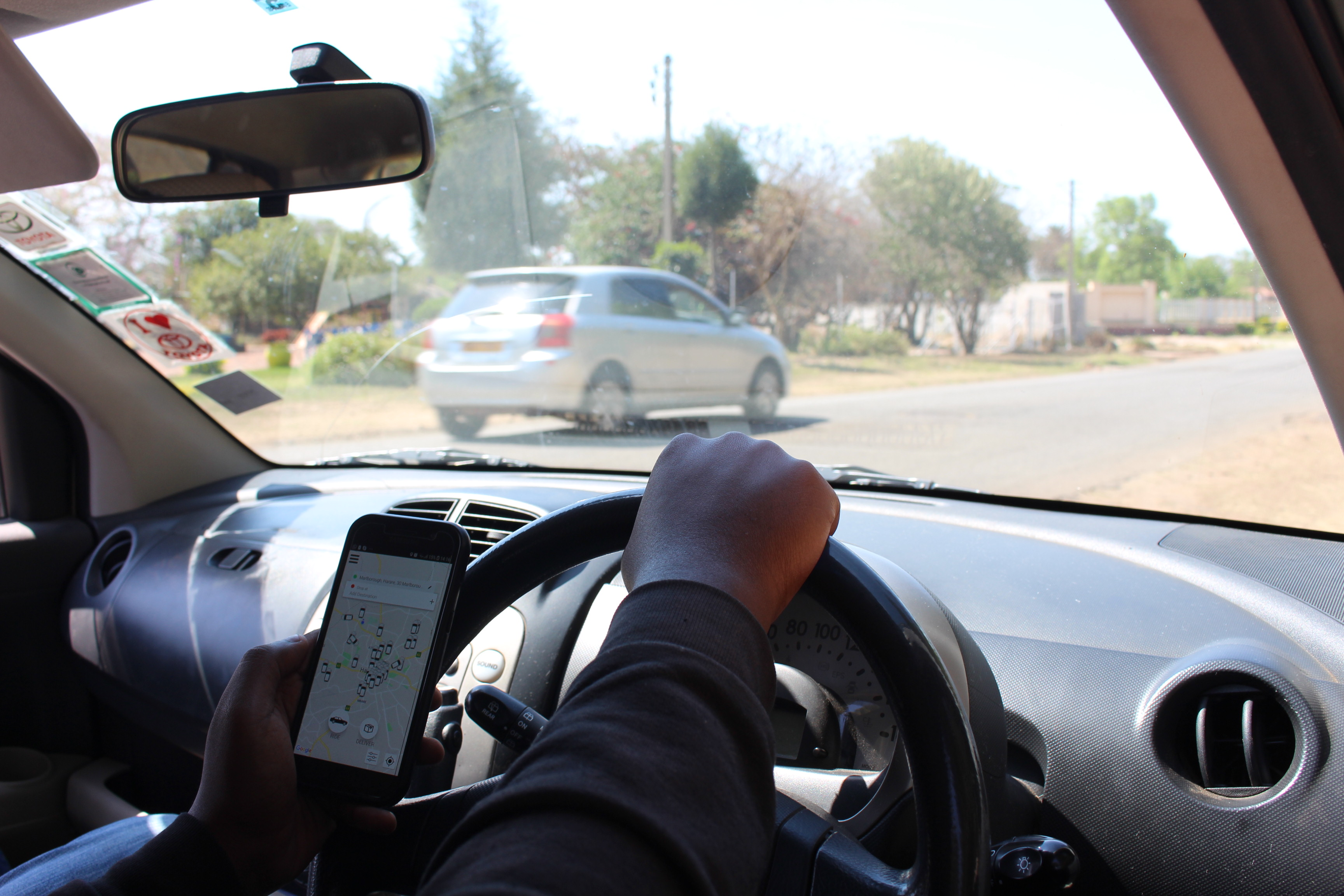 Car Service App: How To Access Hwindi's Designated Driver Service In The