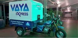 Vaya express hopper