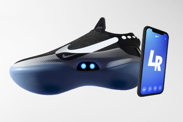 huge discount de8d7 dc885 Nike s Self-Lacing Shoe Is Failing To Self-Lace For Android Users.  advertisement. Posted ...
