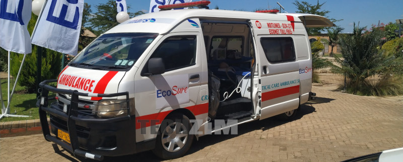 EcoSure Rescue Service Ambulance