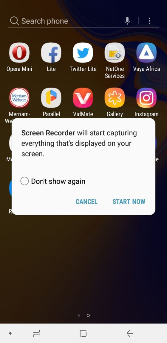 How To Record WhatsApp Video Calls on Android - Techzim