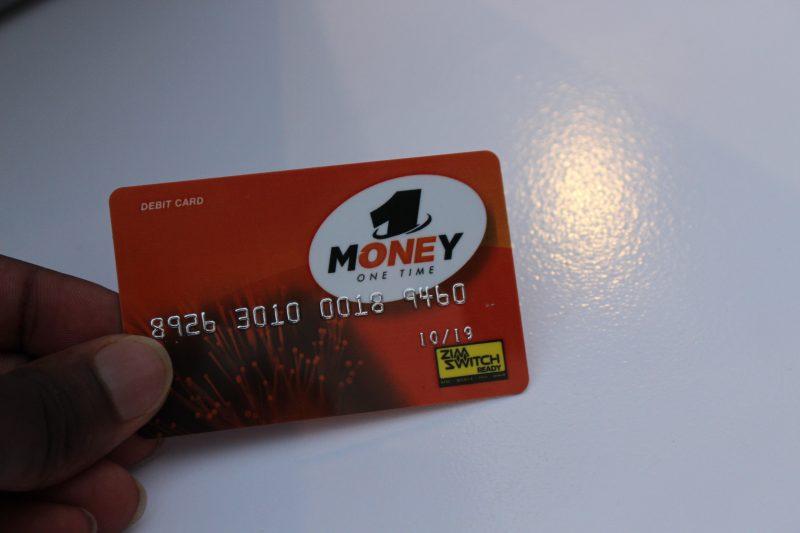 OneMoney debit card