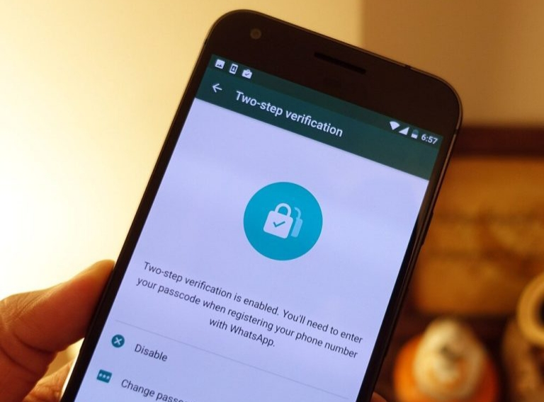 Secure Your WhatsApp By Enabling Two-step Verification