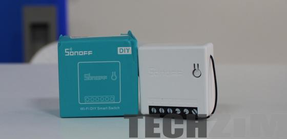 Sonoff smart home switch