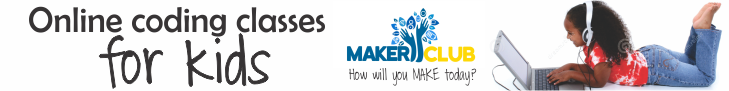 The Maker Club Banner
