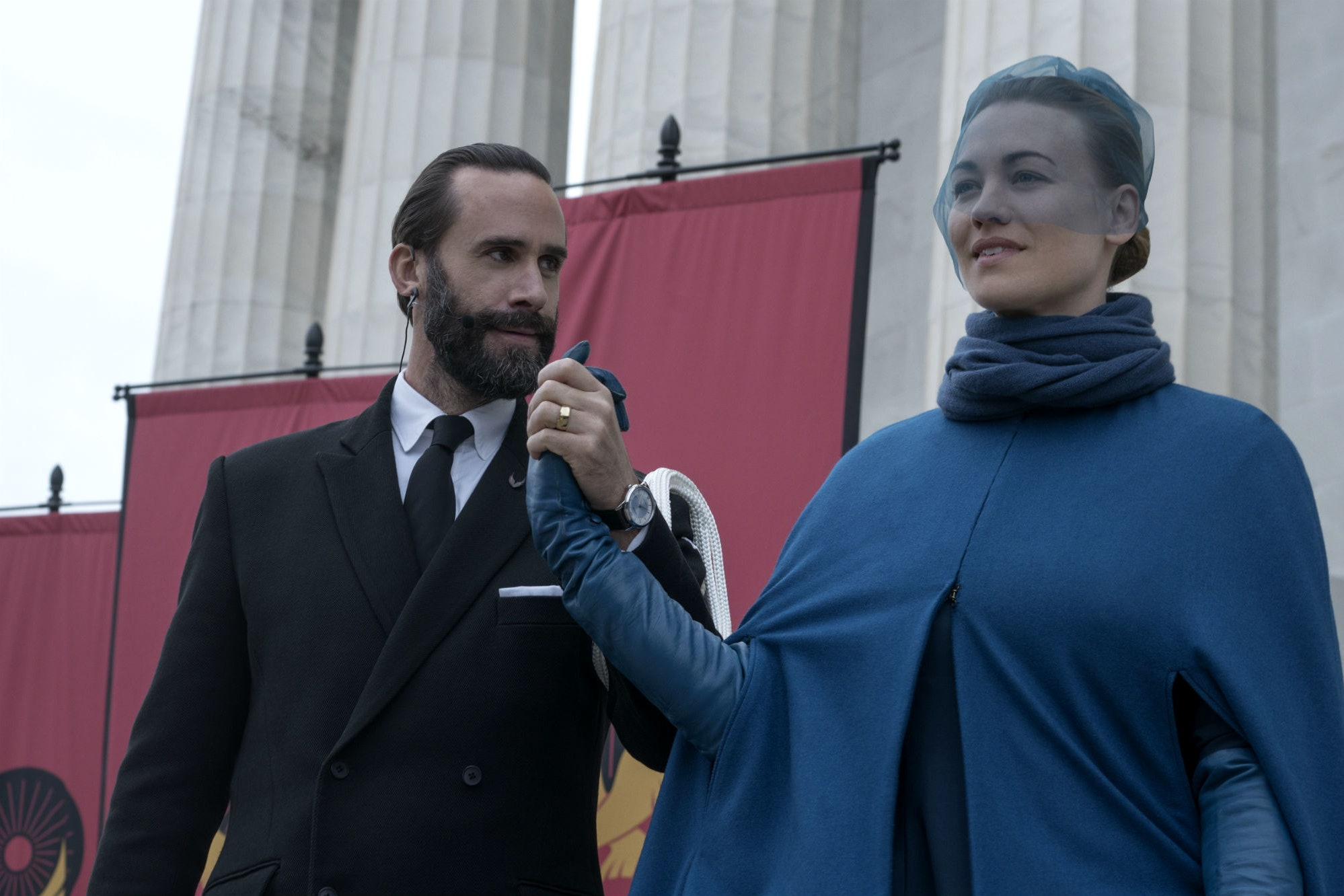 Here is how to watch The Handmaid's Tale legally
