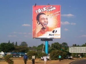 NetOne - Talk of The Town