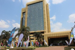 Rainbow Towers Hotel - eTech Africa Expo 2012