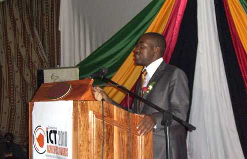 Nelson Chamisa, ICT Achievers 2010