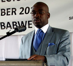 Chamisa Keynote address