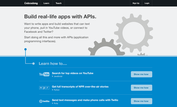Learn programming APIs with Codecademy - Techzim