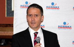Econet Wireless Group CEO, Craig Fitzgerald