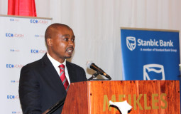 Econet Services CEO, Darlington Mandivenga