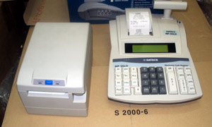 Electronic Fiscal Devices