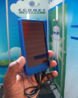 Solar Mobile Phone Charger