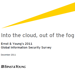 Ernst & Young - Into the cloud, out of the fog
