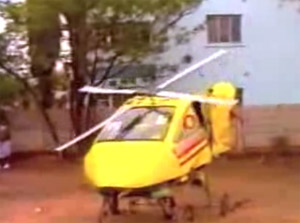 Bulawayo Helicopter