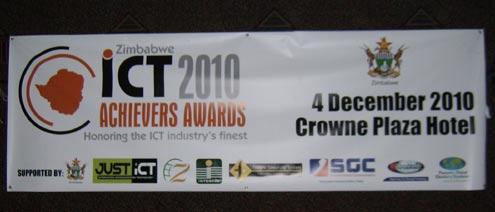 Zimbabwe ICT Achievers Awards 2010