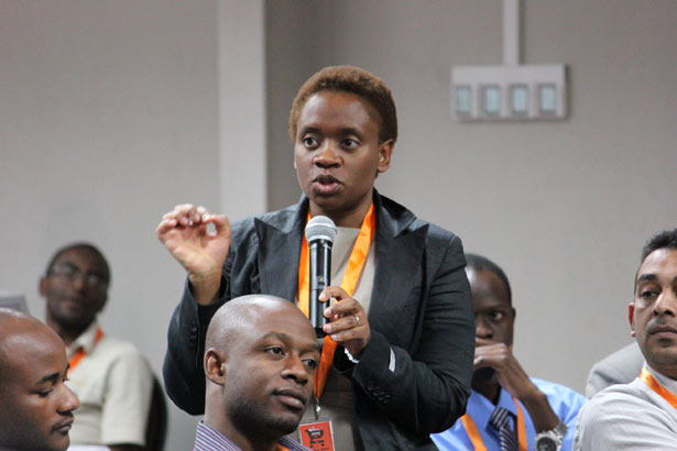 Jacqueline Malaba - Visa