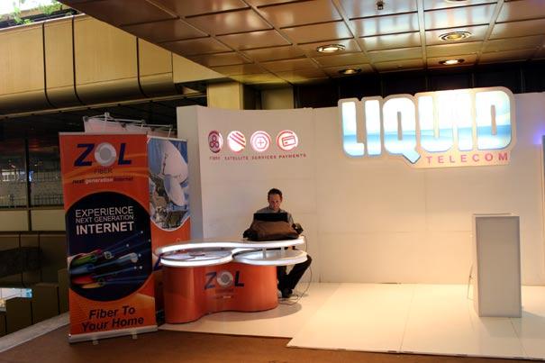 Liquid Telecom - e-Tech Africa Expo 2012
