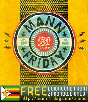 Mann Friday - Zimbo download offer
