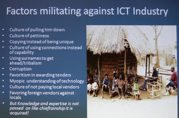 Issues against ICT Industry development in Zimbabwe