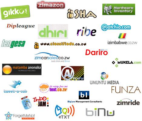 2011 Zimbabwe web and mobile Startups