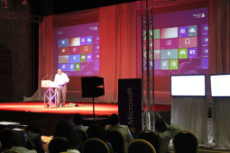 Microsoft Windows 8 Launch