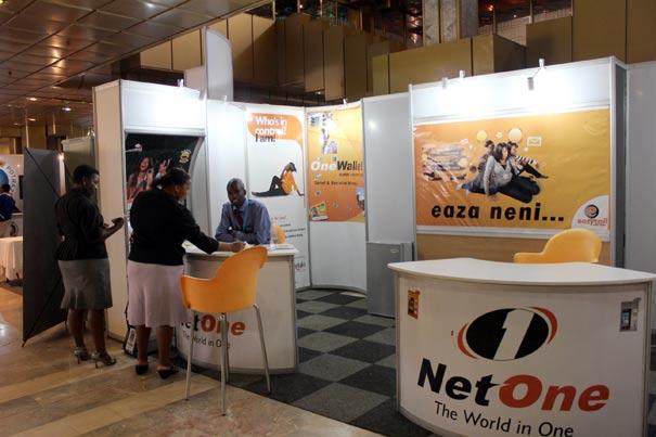 NetOne - e-Tech Africa Expo 2012