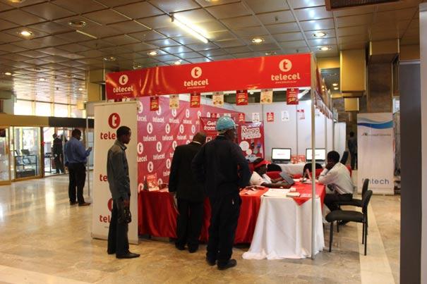 Telecel - e-Tech Africa Expo 2012