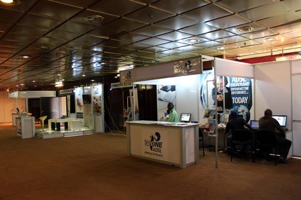 TelOne - e-Tech Africa Expo 2012