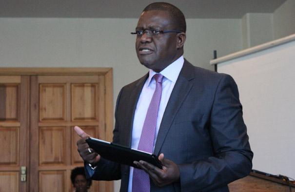 Trevor Ncube, Alpha Media Holdings Chairman