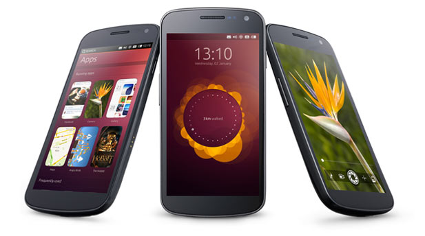 Ubuntu OS on a Galaxy Nexus
