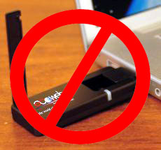 Mobile WiMax Suspended